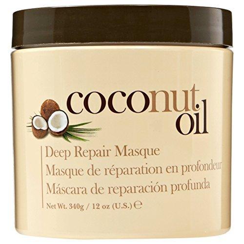 Hair Chemist Macadamia Deep Repair Masque 12 oz./340g Fisk Industries
