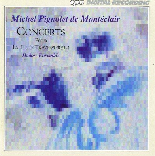 Flute Concerto No. 1 in E minor: VII. Sommeil des Festes de l'Ete