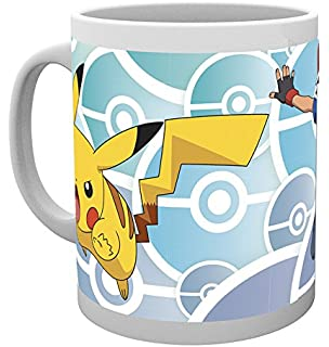 Gb EyeJeux Jouets 3d Mug Pokeball Et Pokemon CdBxoWQreE