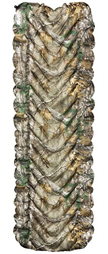 Klymit Static V Lightweight Sleeping Pad, Realtree Xtra
