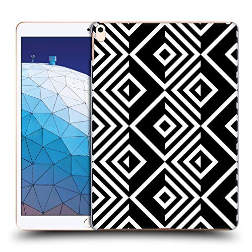Official Mark Ashkenazi Diamonds 2 Patterns 4 Hard Back Case Compatible for iPad Air (2019)