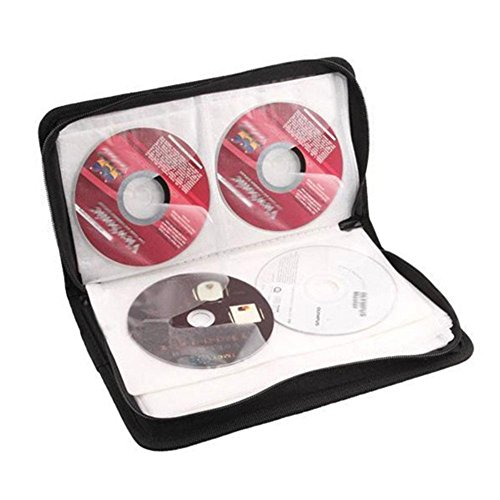 VCD CD DVD Disc Storage Bag - 7