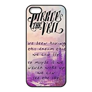 Happy Pierce the Veil aesthetic design Cell Phone Case for Iphone 5s