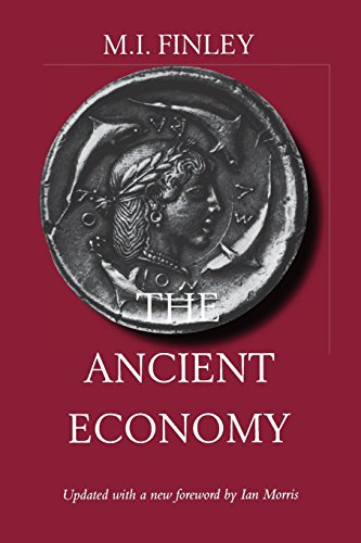 The Ancient Economy (Sather Classical Lectures)