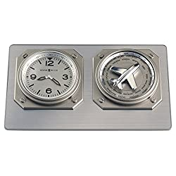 Howard Miller 645765 645-765 Aviatrix Table Clock