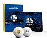 Vice GolfPRO PLUS NBA GOLDEN STATE WARRIORS GOLF BALLS (Warriors)