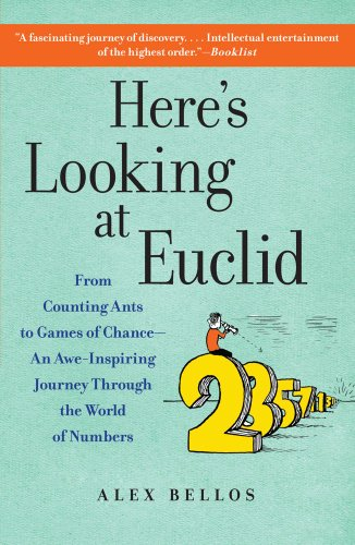 Pennies Sperry Blue (Here's Looking at Euclid: From Counting Ants to Games of Chance - An Awe-Inspiring Journey Through the World of Numbers)