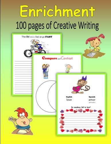 Enrichment: Creative Writing - Enrichment Book