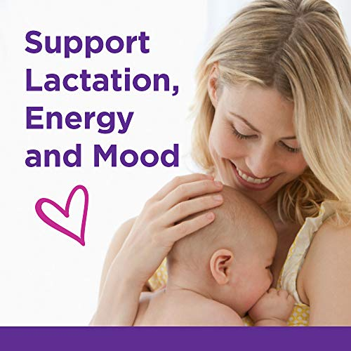 New Chapter Perfect Postnatal Vitamins, Lactation Supplement with Fermented Probiotics + Wholefoods + Vitamin D3 + B Vitamins + Organic Non-GMO Ingredients - 192 ct (Packaging May Vary) by New Chapter (Image #4)