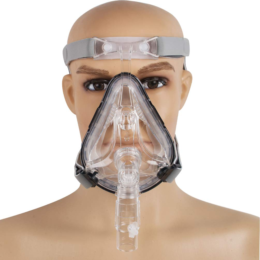 Full Face CPAP Mask By Fun will
