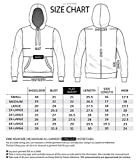 Plus Size Mens Hip Hop Basic Unisex Zip-Up Hoodie