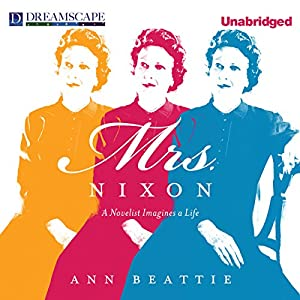 Mrs. Nixon Audiobook