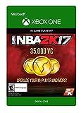 NBA 2K17: 35,000 VC - Xbox One Digital Code