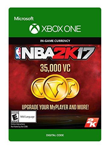 Amazon com: NBA 2K17: 200,000 VC - PS4 [Digital Code]: Video