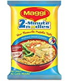 Maggi No Onion No Garlic Noodles, 70g (Pack of 12)