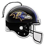 NFL Baltimore Ravens Auto Air Freshener, 3-Pack