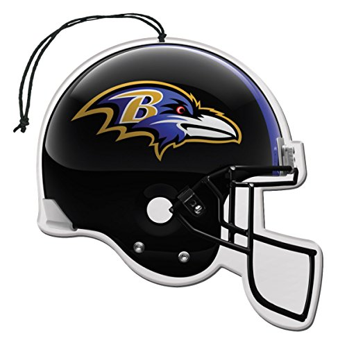 NFL Baltimore Ravens Auto Air Freshener, 3-Pack