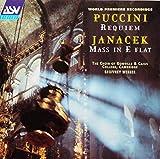 Puccini/Janacek: Sacred Choral Works