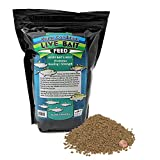 Aquatic Nutrition Bait Pen Feed Live Bait Feed Prime Condition 2 lb
