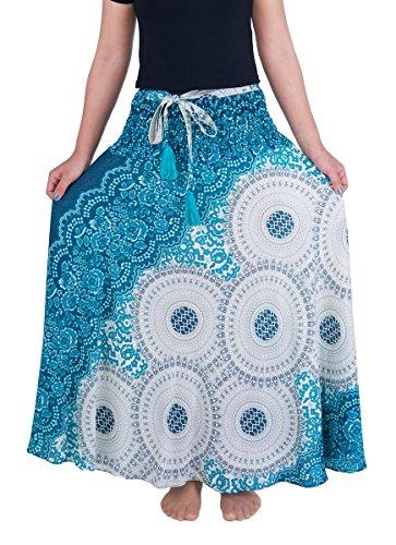 Hippie Gypsy Skirt - 4