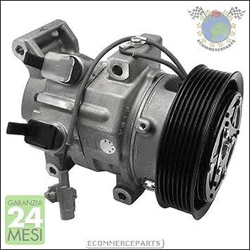 CGB Compresor Aire Acondicionado SIDAT Toyota Hilux III Pastilla: Amazon.es: Coche y moto
