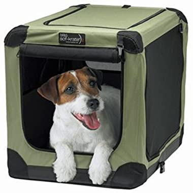 Noz2Noz 663 N2 Sof-Krate Indoor/Outdoor Pet Home, 26-Inch, for Pets up to 30 Pounds (663)