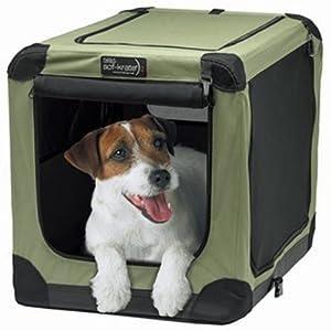 New Sof Krate Indoor Outdoor Pet Crate Home