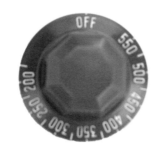 Vulcan Oven Accessories - Jade Range 3075200000 Dial 2 Dia Off-550-200 Mount .187