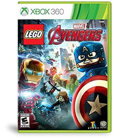 LEGO Marvel's Avengers - Xbox 360 (Certified Refurbished)