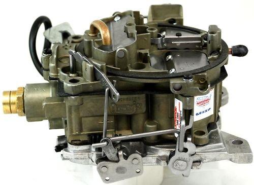 quadrajet carburetor marine - 1