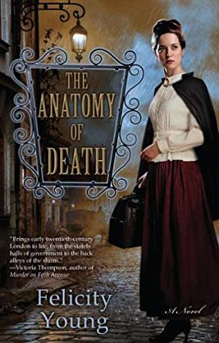 book cover of The Anatomy of Death