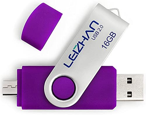 32GB USB 2.0 Swivel Micro-USB Android Smart Phone Tablet OTG Flash Memory Drive