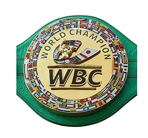 WBC WORLD BOXING CHAMPION BELT, replica belt