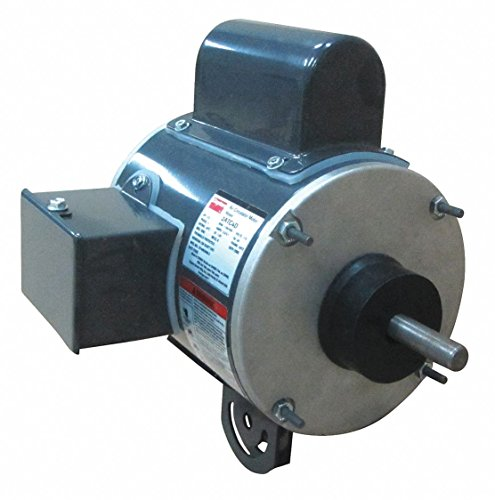 1/4 HP Pedestal Fan Motor, Permanent Split Capacitor, 1100 Nameplate RPM,115 Voltage, Frame 48YZ 1/4 Hp Pedestal Fan
