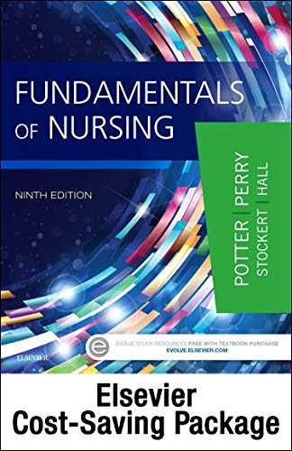 Nursing Package - Fundamentals of Nursing - Text and Study Guide Package