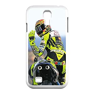 Samsung Galaxy S4 I9500 Phone Case for Valentino Rossi pattern design