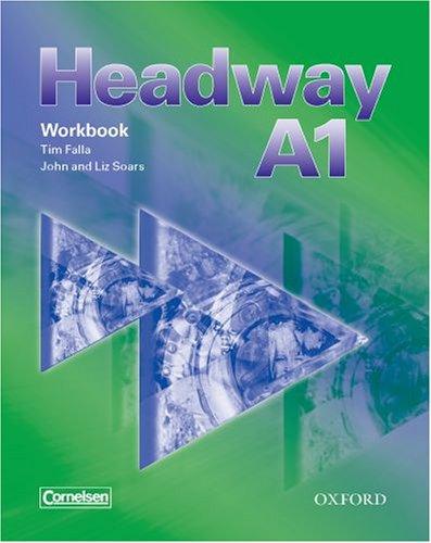 Headway - CEF - Edition. Level A1 - Workbook
