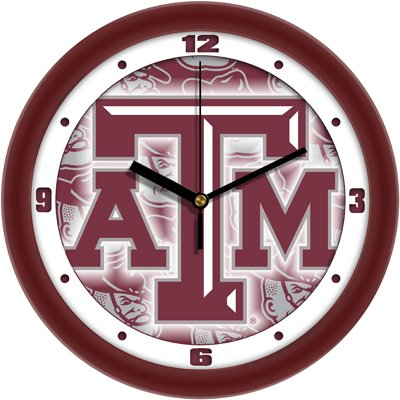 UPC 842542047484, Texas A&M Aggies Dimension Wall Clock