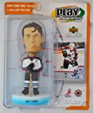 Colorado Avalanche rare Joe Sakic #19 official NHL Upper Deck Playmakers Bobble card set Bobblehead