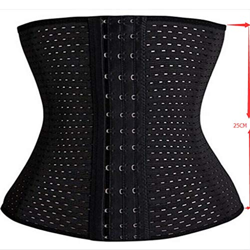 Women Breathable Waist Trainer - Tummy Girdle Belt Sport Body Shaper Trainer Control Corset by SUNSEE WOMEN'S CLOTHES PROMOTION (Image #3)