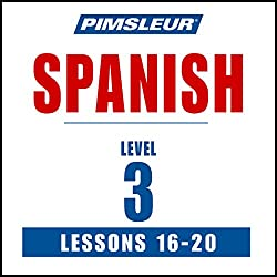 Spanish Level 3 Lessons 16-20