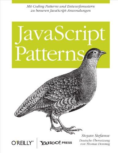 Download JavaScript Patterns (German Edition) Pdf