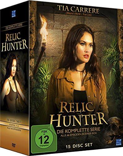 Darsteller Relic Hunter