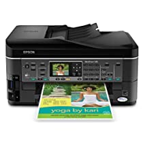 Epson WorkForce 545 Wireless All-in-One Color Inkjet