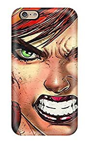 Chad Po. Copeland's Shop Lovers Gifts Durable Defender Case For Iphone 6 Tpu Cover(red Sonja)