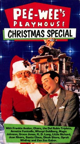 Amazon.com: Pee-Wee's Playhouse Christmas Special: Pee-Wee Herman ...
