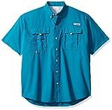 Columbia Men's Bonehead Short Sleeve Fishing Shirt by Columbia Sportswear