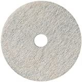 3M Natural Blend White Pad 3300, 27'' (Case of 5)