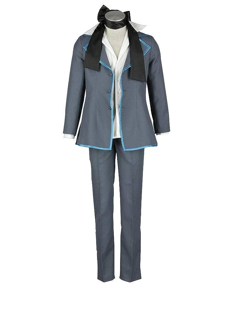 3XL 4Fun Men's Vocaloid Cosplay Kaito Suit The Secret Dark Ver.