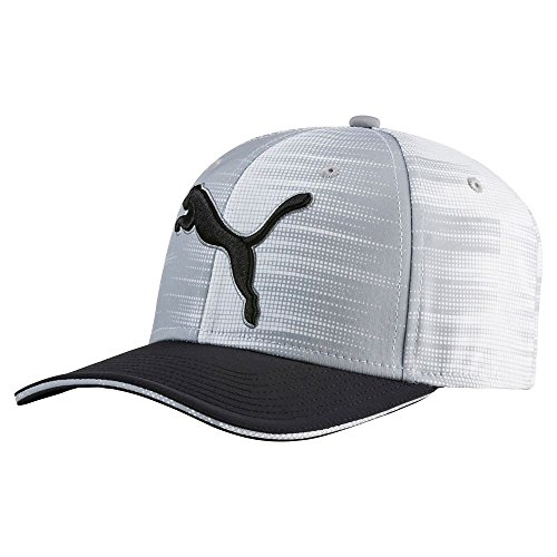Go Time Hat (Quarry White, One Size) (Kids Golf Hats)